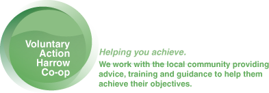Voluntary Action Harrow Co-operative Logo